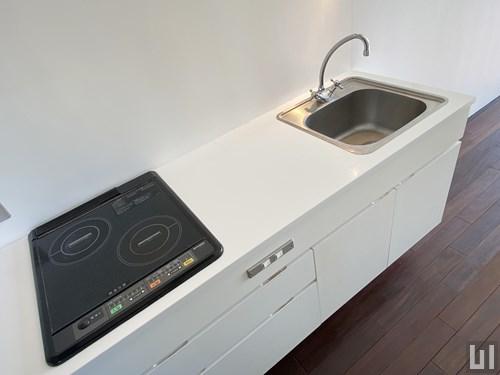 1R 41.4㎡タイプ - キッチン