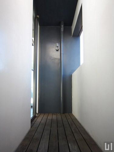 1R 42.4㎡タイプ - 玄関・バルコニー