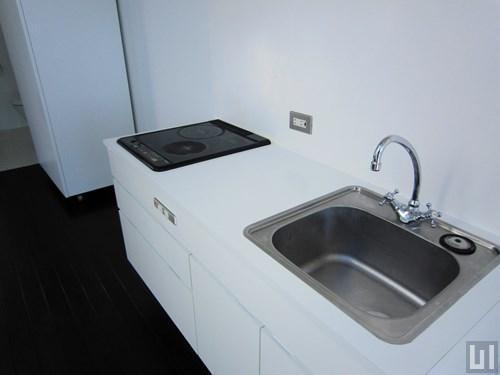 1R 42.4㎡タイプ - キッチン