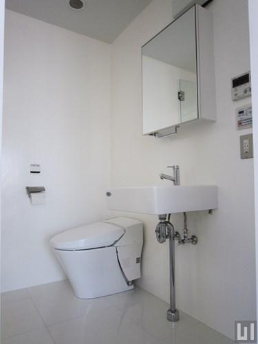 1R 42.4㎡タイプ - 洗面室