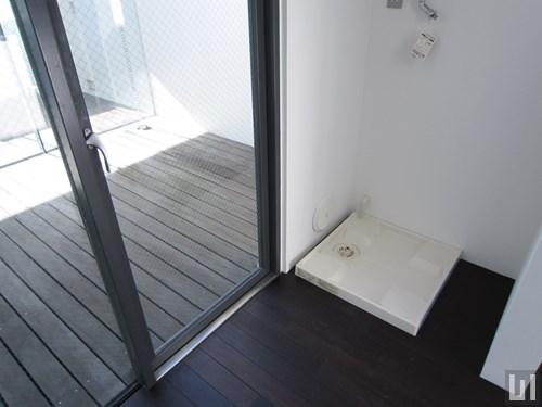 1R 42.4㎡タイプ - 洗濯機置き場