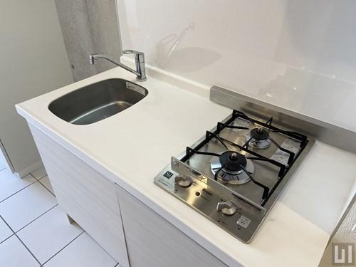 1R 21.9㎡タイプ - キッチン