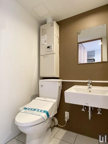 1R 21.9㎡タイプ - 洗面室