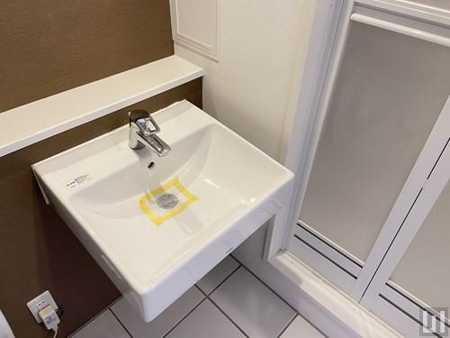 1R 21.9㎡タイプ - 洗面台