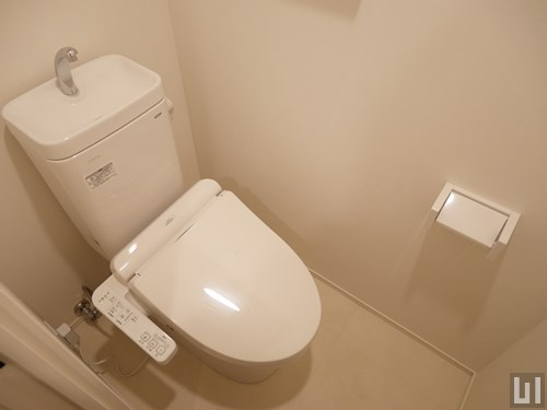1DK 50.79㎡タイプ - トイレ
