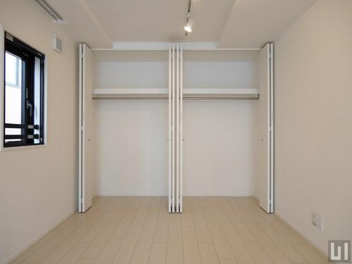 2K 51.39㎡タイプ - 洋室(15.0帖)・クローゼット
