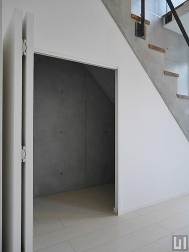 2K 51.39㎡タイプ - 洋室(7.0帖)・階段下収納