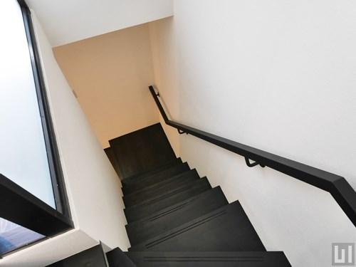 1DK 38.46㎡タイプ - 階段