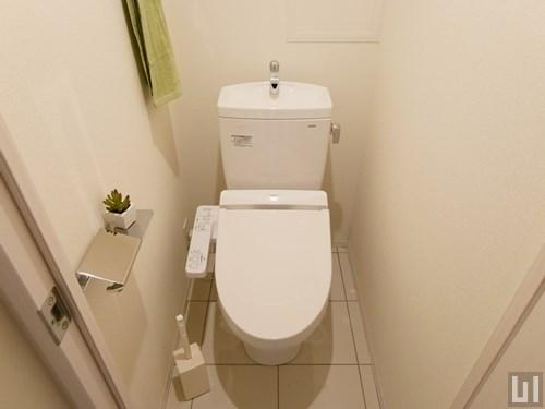 1DK 38.46㎡タイプ - トイレ