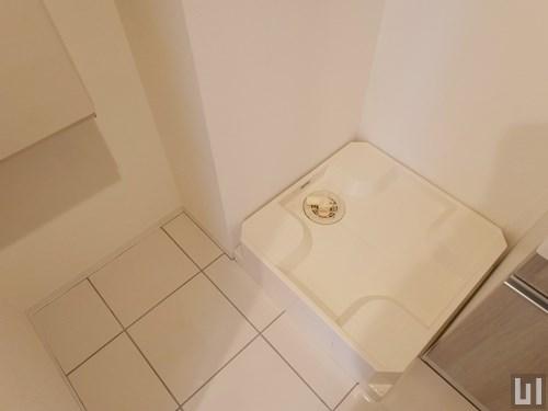 1DK 38.46㎡タイプ - 洗濯機置き場