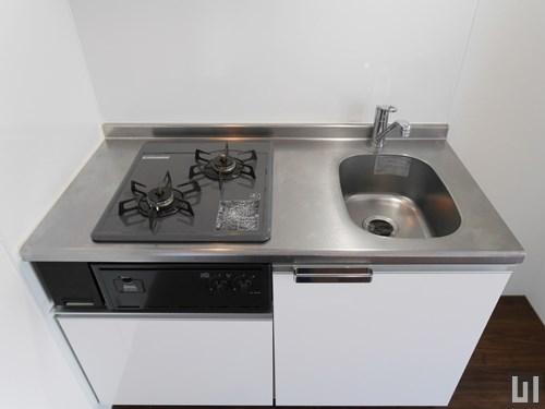 1R 25.23㎡タイプ - キッチン
