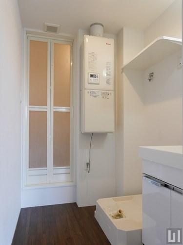 1R 25.23㎡タイプ - 洗面室