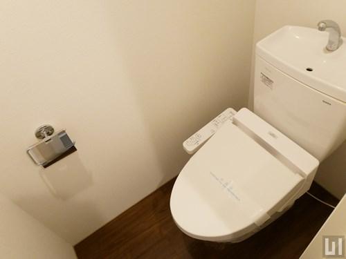 1R 25.23㎡タイプ - トイレ