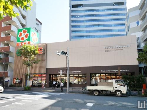 ライフエクストラ 東五反田店