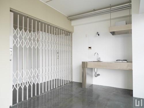 1R 36.19㎡(北向き)タイプ - 玄関・キッチン