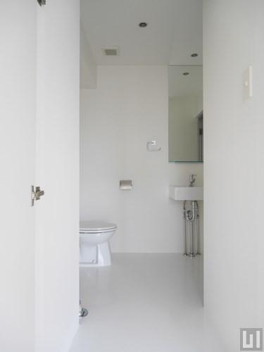 1R 36.19㎡(北向き)タイプ - 洗面室
