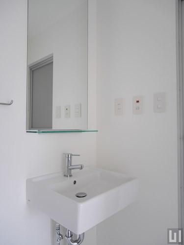 1R 36.19㎡(北向き)タイプ - 洗面台
