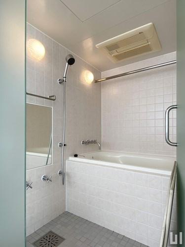 1K 26㎡タイプ - バスルーム