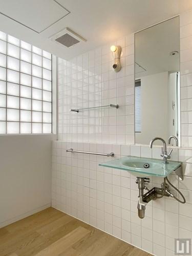 1K 26㎡タイプ - 洗面室