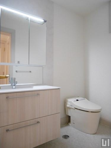 1R 85.07㎡タイプ - 洗面室