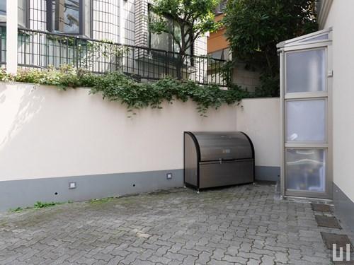 専用ゴミ置き場