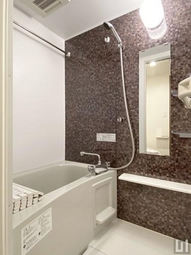 01号室タイプ - バスルーム