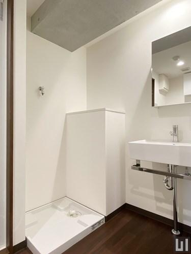 01号室タイプ - 洗面室
