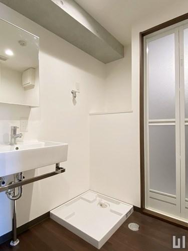 02号室タイプ - 洗面室
