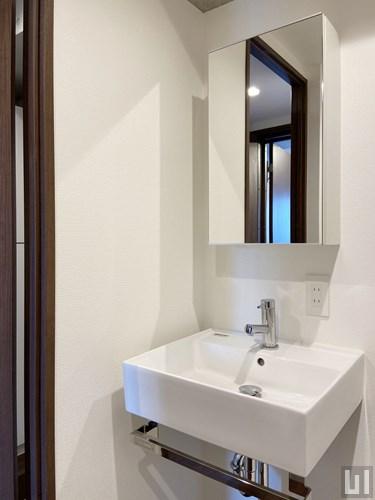 02号室タイプ - 洗面台