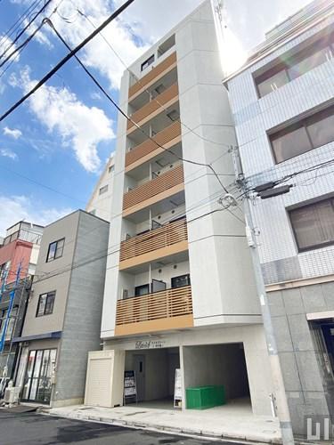 リトルズトーン浅草橋 - マンション外観