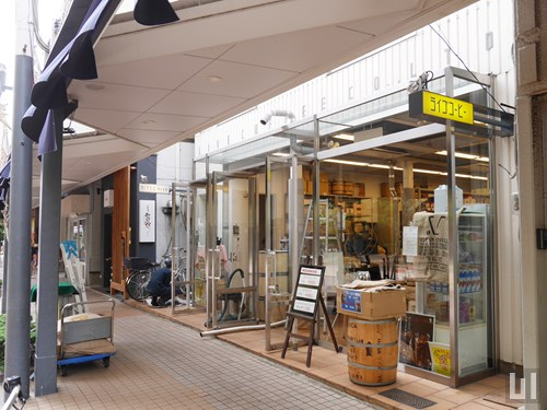 ライブコーヒー 月島店