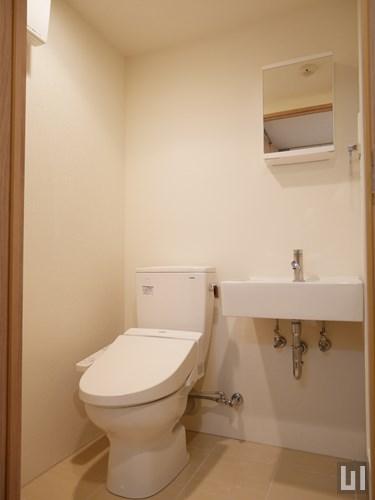 A1タイプ - 洗面台・トイレ