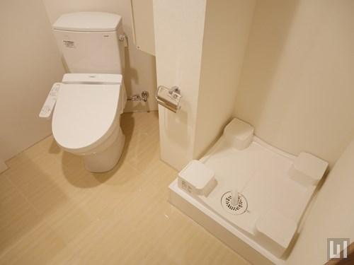 A4タイプ - トイレ・洗濯機置き場