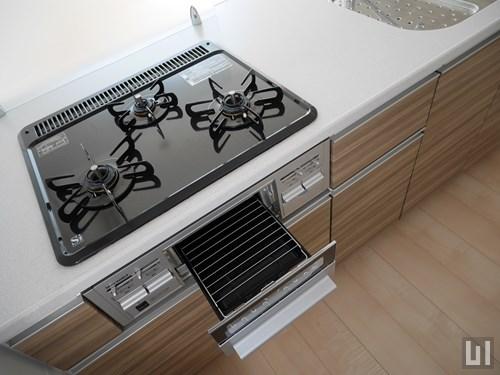 1LDK 41.61㎡タイプ - キッチン