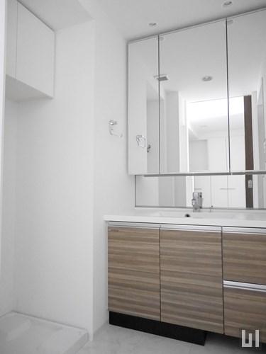 1LDK 41.61㎡タイプ - 洗面室