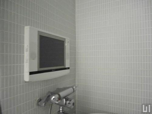 1R 34.25㎡タイプ - 浴室テレビ