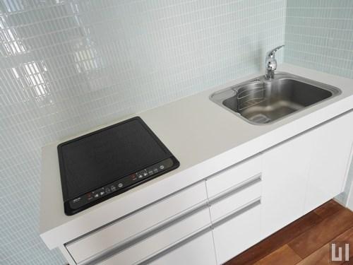 1R 34.25㎡タイプ - キッチン