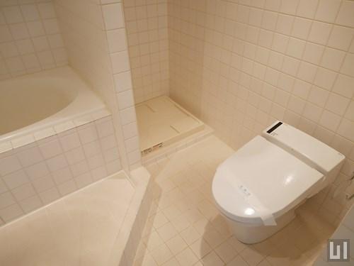 リノベーション - トイレ・洗濯機置き場