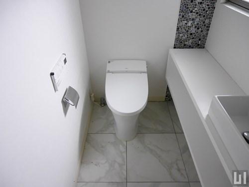 2LDK 110.31㎡タイプ - トイレ