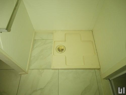 2LDK 110.31㎡タイプ - 洗濯機置き場