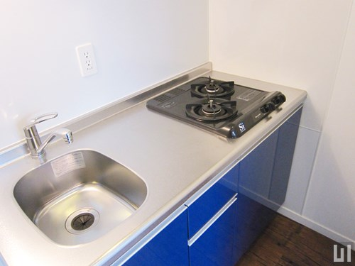 1LDK 37.16㎡タイプ - キッチン