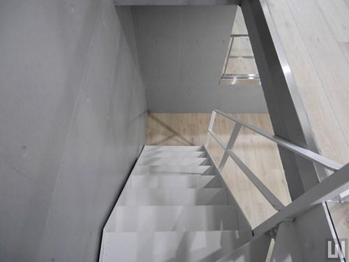 1DK 38.40㎡タイプ - 階段