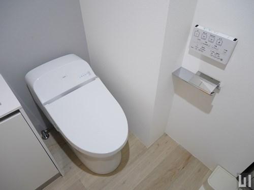 1DK 38.40㎡タイプ - トイレ