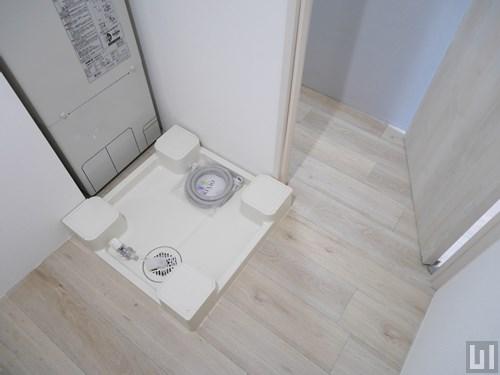 1DK 38.40㎡タイプ - 洗濯機置き場
