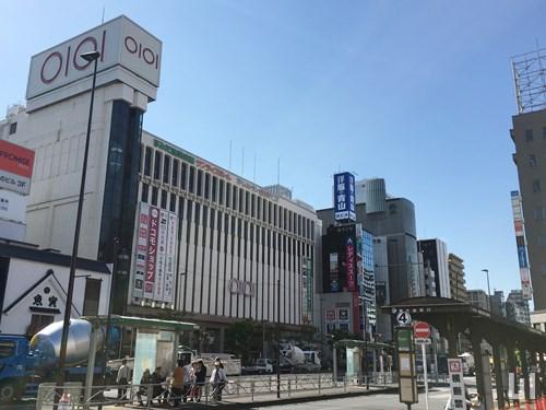 マルイ - 丸井錦糸町店