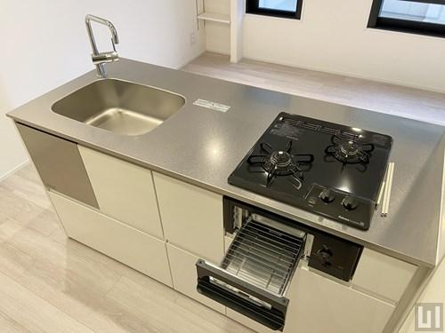 1LDK 44.77㎡タイプ - キッチン