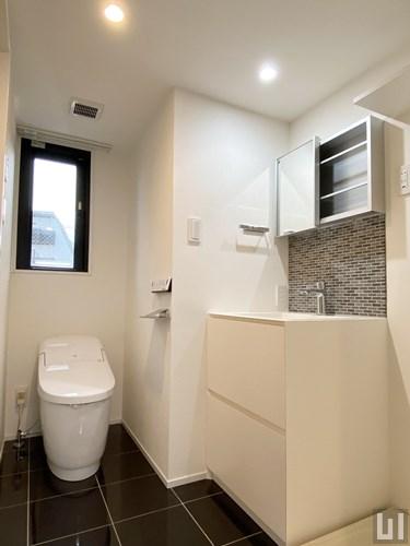 1R 24.00㎡タイプ - 洗面室
