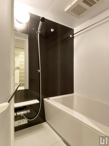 West 1LDK 36.69㎡タイプ - バスルーム
