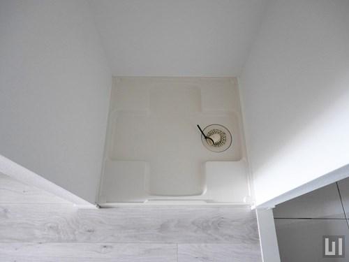 Aタイプ - 室内洗濯機置き場