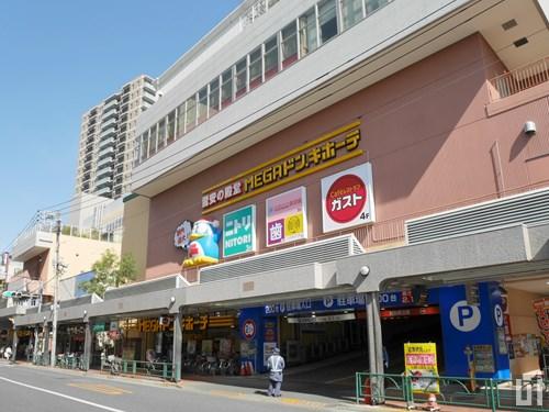 MEGAドン・キホーテ 大森山王店